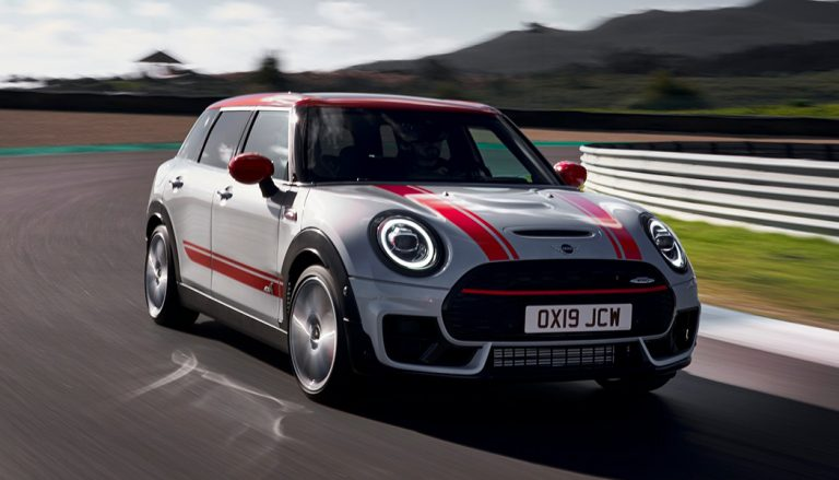 There's nothing mini about the performance of the latest Mini John Cooper Works Countryman and Clubman, thanks to 306 turbocharged horses.