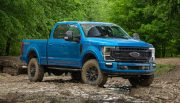 Need to tow a trailer or haul gear all week but want to hit the trails on the weekend? The Ford F-250 Tremor and F-350 Tremor are just the ticket