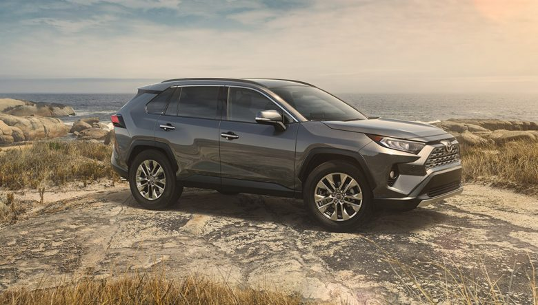 Awesome Toyota Rav4 Crossover 2019 You Never Seen Before