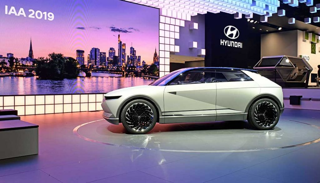 The Bi-Annual IAA in Frankfurt is one of the biggest auto shows. So here are what we think are the best of the 2019 Frankfurt auto show