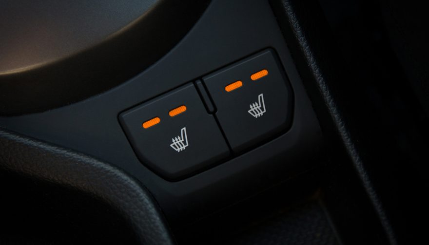 Just because you're on a budget doesn't mean you need to be cold. The cheapest cars with heated seats give you backside warming on a budget.