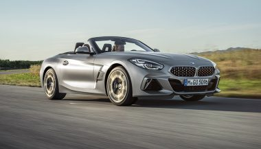 Convertibles aren't summertime-fun only. Here's why the 2020 BMW Z4 is a dream when roads get icy, snowy, and slippery too