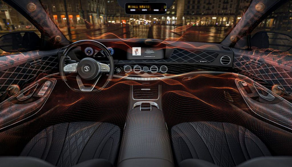 The best tech of the year comes out at CES 2020, and that includes some amazing new features that are coming to cars near you
