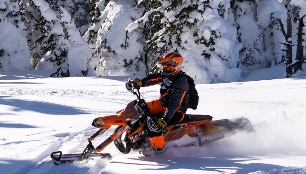 In most of the country, winter means no more riding fun. This is why, what you can do to make it better, and the best motorcycles for winter riding