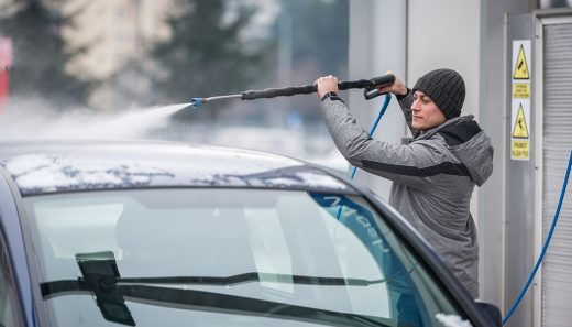 Your car needs to get clean in winter, too, but what do you do when it's below freezing? We show you how to wash your car in winter