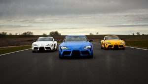 The 2021 Toyota Supra adds more power, less power, and a new special edition. All to give drivers their choice of more speed, more nimble, or more lux