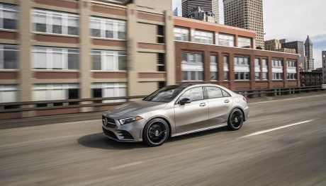With the 2020 Mercedes-Benz A220, the automaker has put some of its best tech in its smallest car first. We test out the premium entry-level model