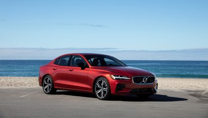 The 2020 Volvo S60 Polestar Engineered has a turbo AND a supercharger, plus it's a plug-in hybrid. We sit in the new green luxury performance sedan.