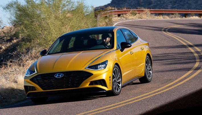 The 2020 Hyundai Sonata brings big style back to the big sedan, along with a load of high-tech and comfort features to help make this a hit