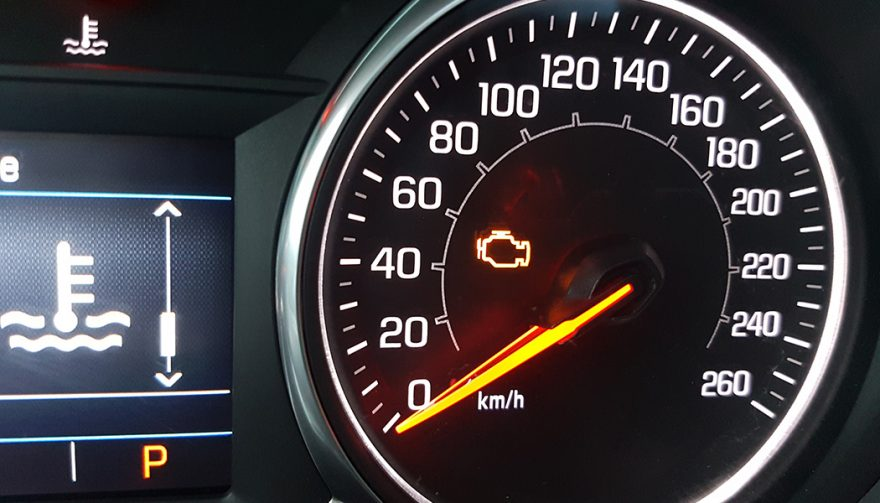 Steady or flashing, that orange glow is ominous. So what do you do if your check engine light comes on? We're here to help