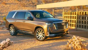 new Cadillac escalade 2021