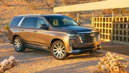 new Cadillac escalade 2021